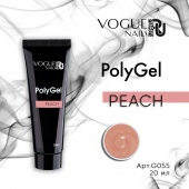 PolyGel PEACH 20 мл