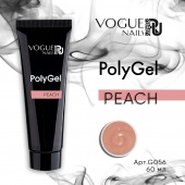 PolyGel PEACH 60 мл